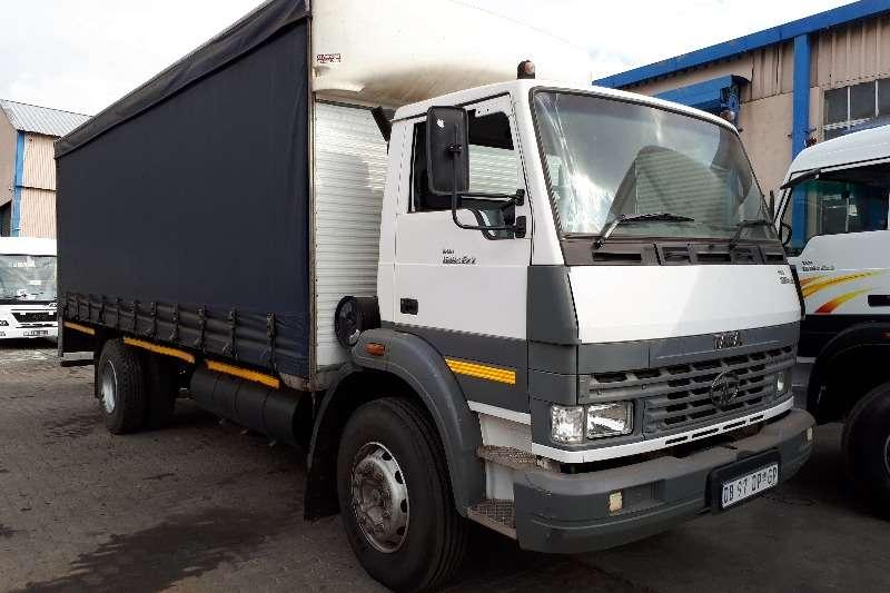 Tata Curtain side LPT1518 CURTAIN SIDE 8T Truck