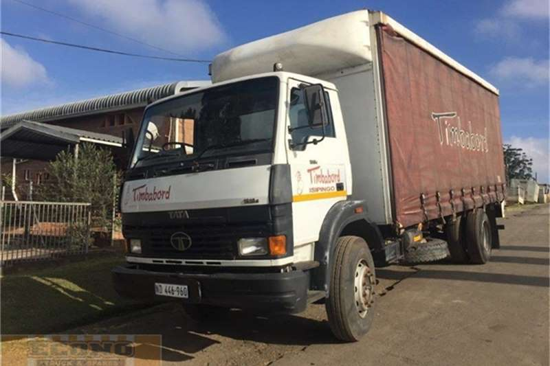Tata Curtain side Tata 15.18 Truck