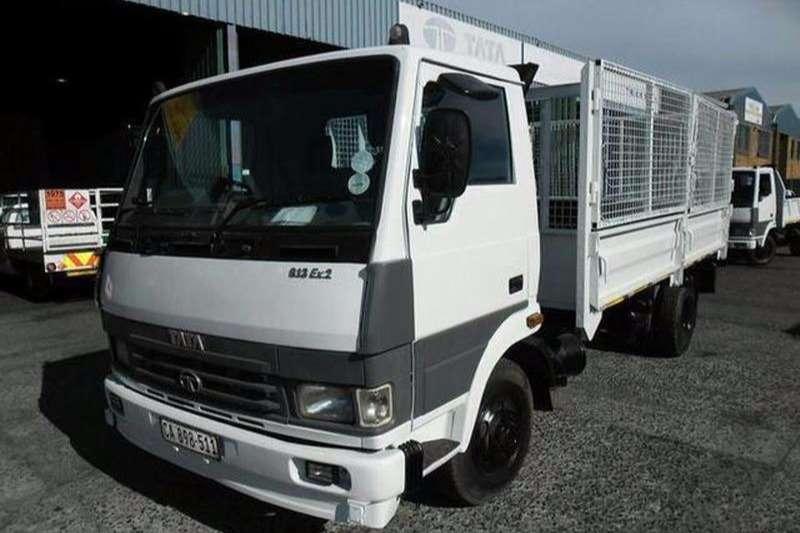 Truck Tata Dropside 813 2012
