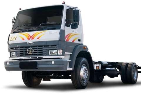 Tata Dropside LPT 1518 TC/SC (8T + freeDropside Body +service  Truck