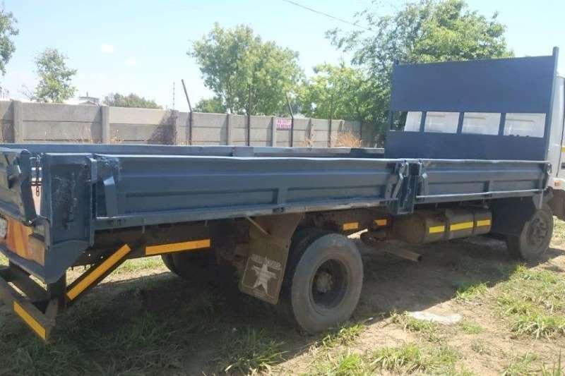 Tata Dropside Tata 713s with Dropsides Truck