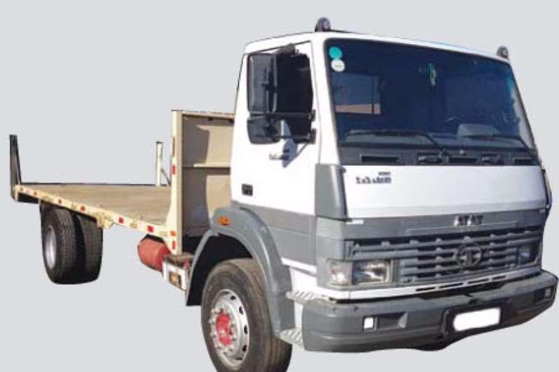 Truck Tata Flat Deck LPT1518 2013