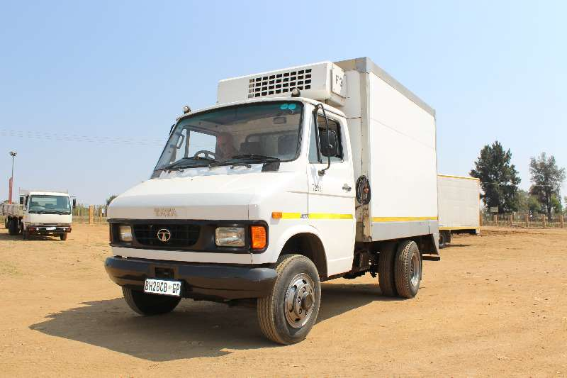 Tata Fridge truck TATA 407 2 ton refrigerated truck Truck