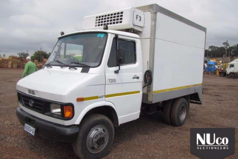 Tata Fridge truck TATA 407 REFRIGERATED BODY Truck