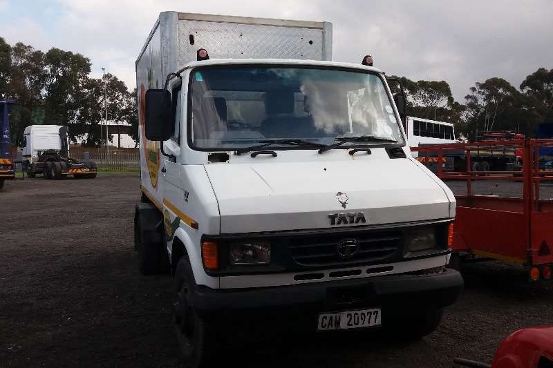 Tata Insulated body 407 Truck