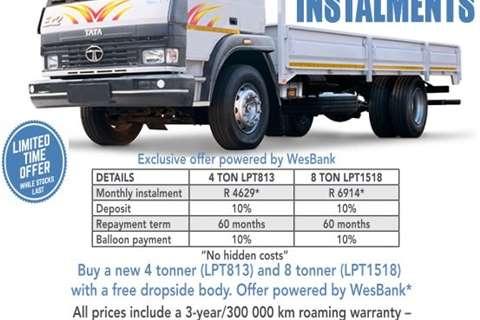 Tata LPT 1518 EX Truck