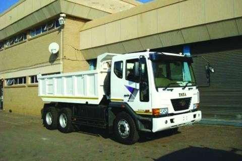 Truck Tata Novus 3434- 2012