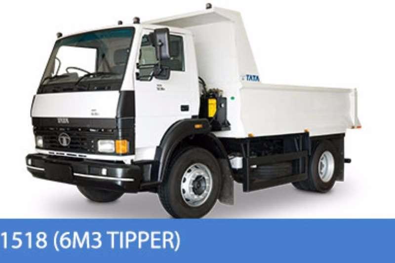 Tata Tipper BRAND NEW LPK1518 Tipper 6cube Truck