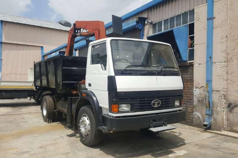 Tata Tipper LPK1518 6CU TIPPER WITH CRANE Truck