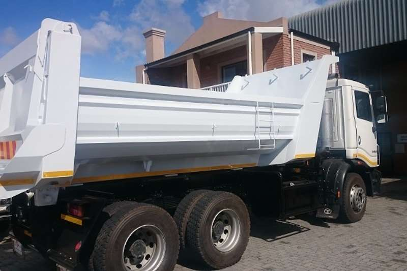 Tata Tipper New PRIMA 25.28   10 cub with CTS / Afrit body Truck