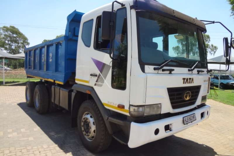 Tata Tipper Novus 10 Cube Tipper Truck