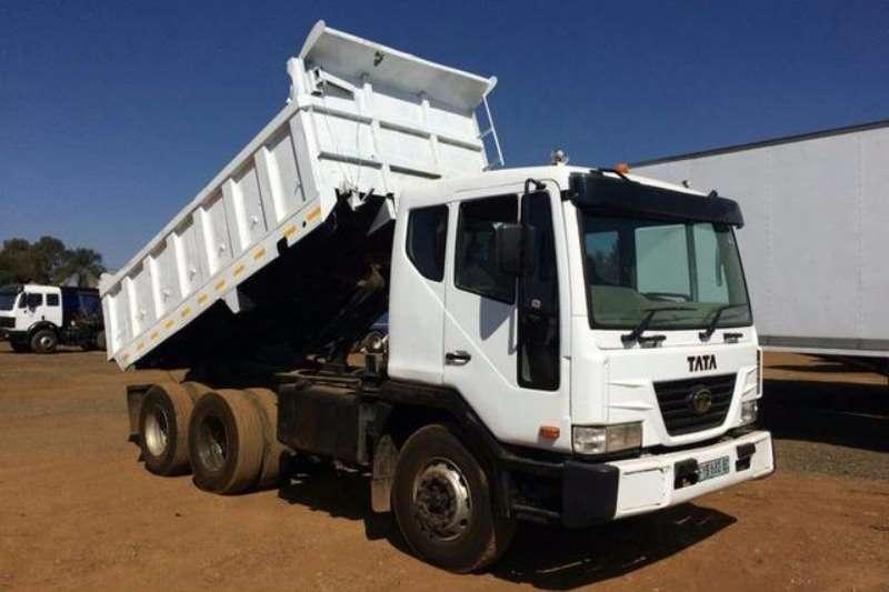 Tata Tipper Novus Truck