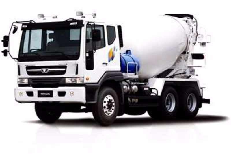 Tata Tipper Novus Range Truck