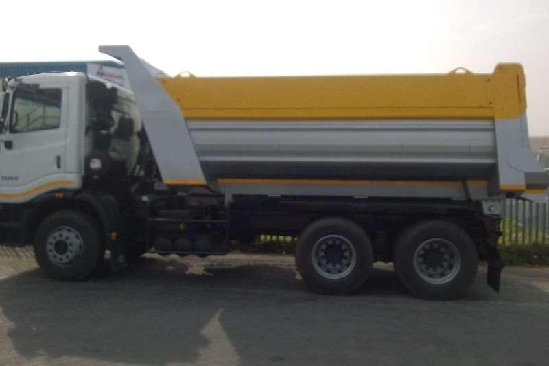 Tata Tipper Prima 2528 Truck