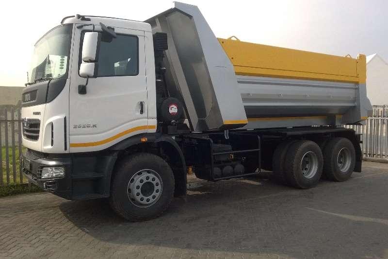 Truck Tata Tipper Prima 2528 2018