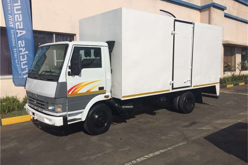 Tata Van body LPT 709 VAN BODY 3T - TRUCKS ASSURED VAAL Truck