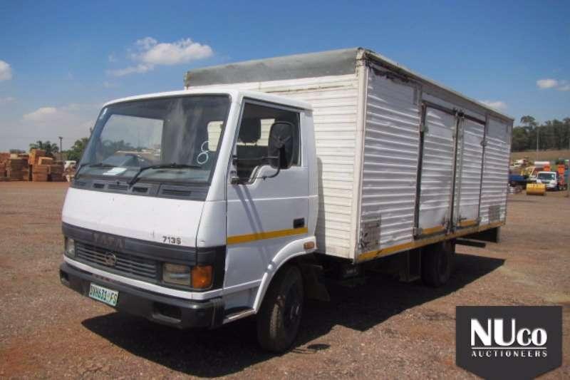 Tata Volume body TATA 713S VOLUME BODY Truck