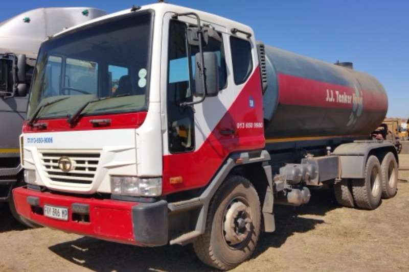 Tata Water tanker Novus 3134 (16000L) Truck
