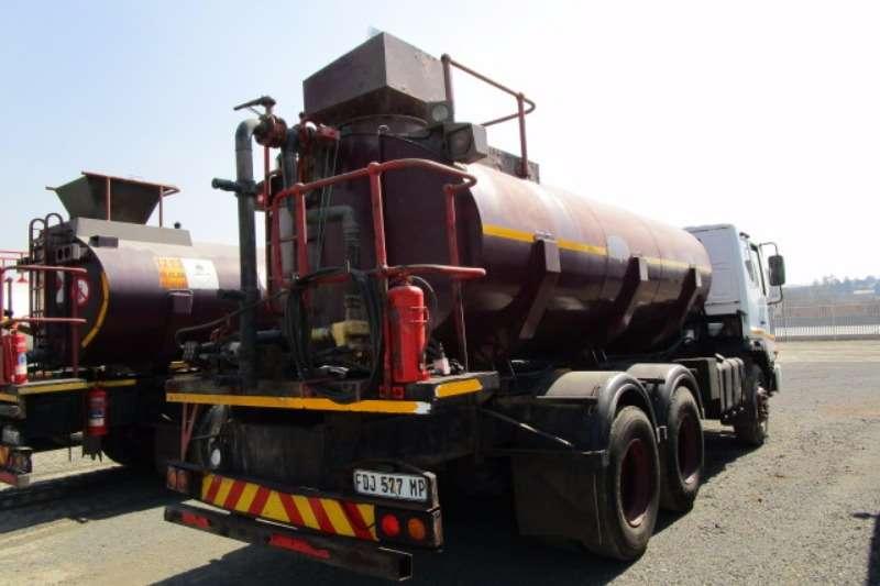 Tata Water tanker Novus 3434 Truck
