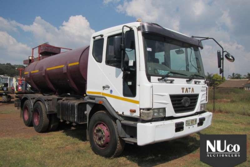 Truck Tata Water Tanker TATA NOVUS 3434 WATER TANKER 0