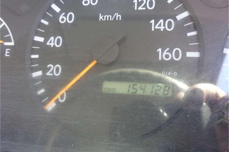 Toyota 300-811 DROPSIDES Truck