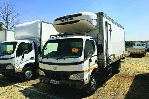 Toyota 8-145- Truck