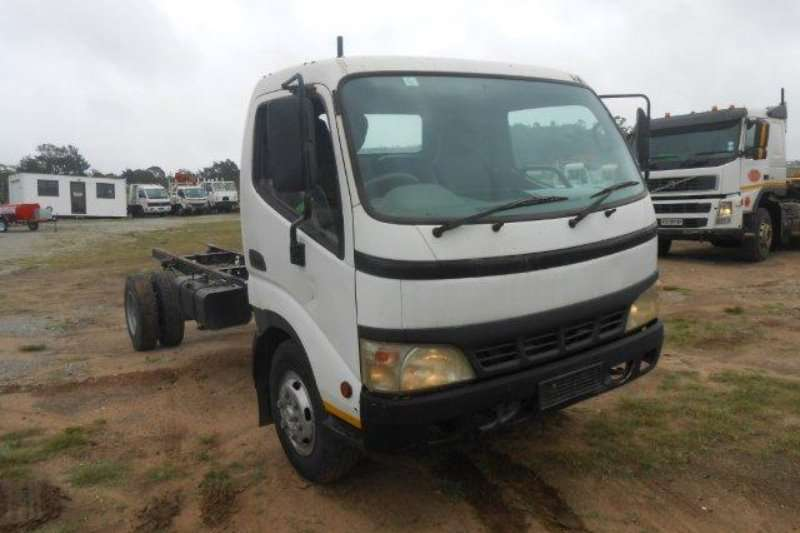 Truck Toyota Chassis Cab 0