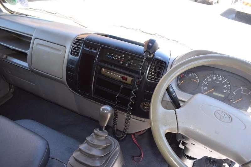 Toyota Cherry picker DYNA 7-145 Truck