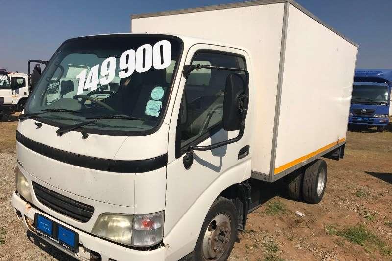 Toyota Closed body DYNA 4093 Truck