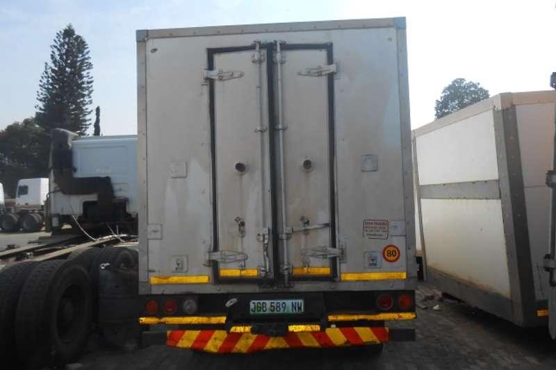 Toyota Closed body Dyna 8-145 Truck