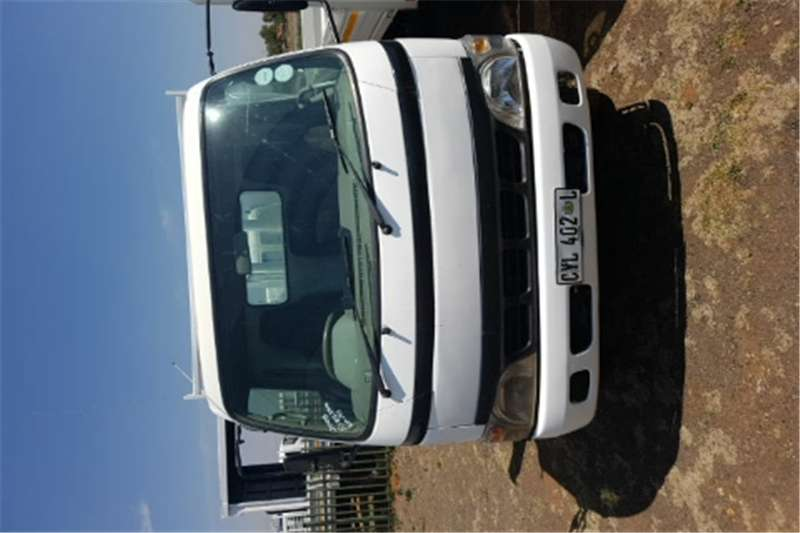 Truck Toyota Compactor Dropside dyna 7145 2005