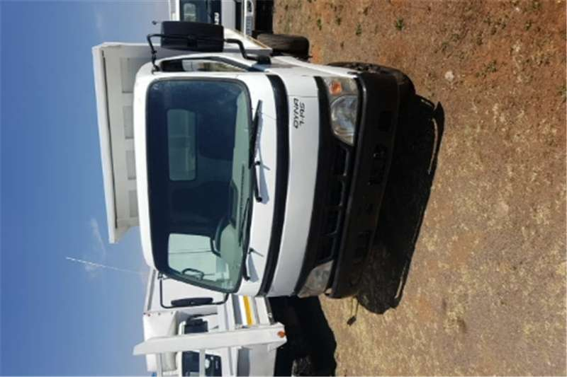 Toyota Compactor Tipping body dyna 7 145 Truck