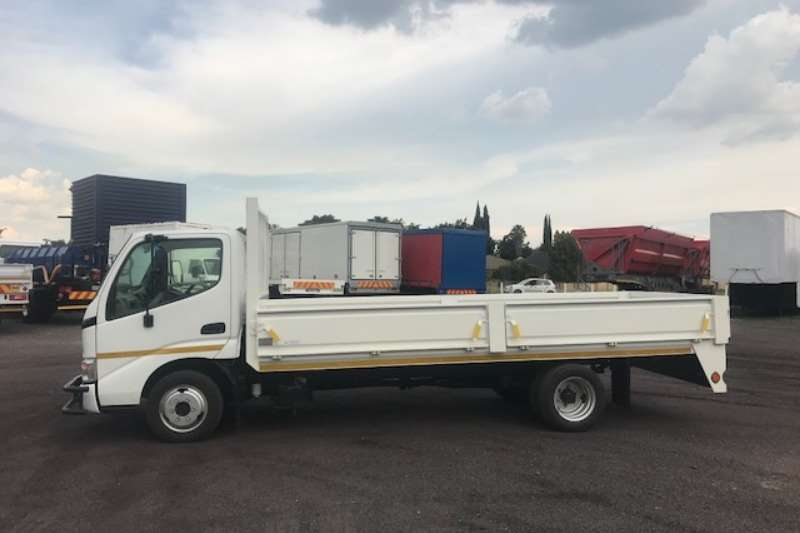 Toyota Curtain side TOYOTA DYNA 4 093 driving school Truck