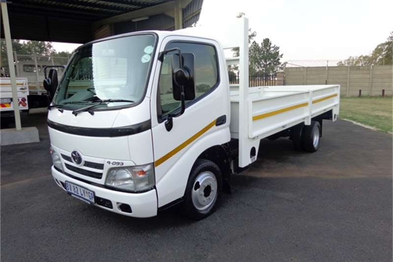 Toyota Dropside 4-093 dropsides Truck