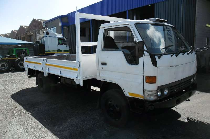 Toyota Dropside 7.095 Truck