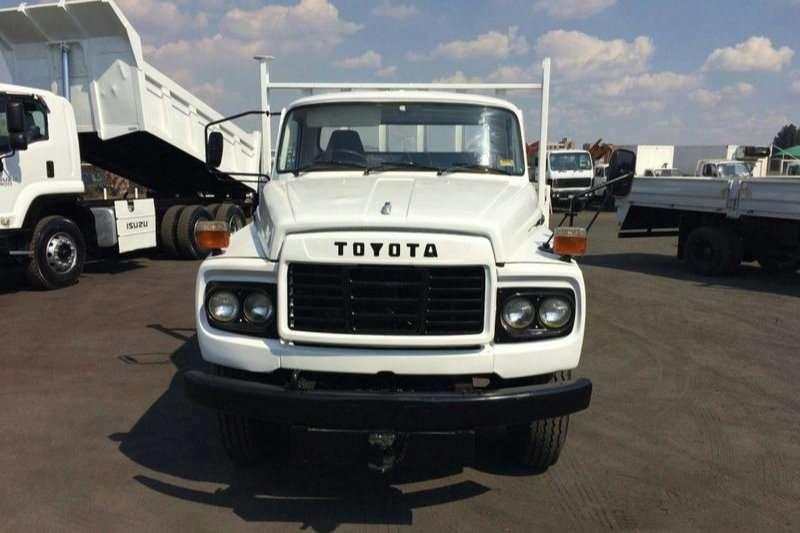 Toyota Dropside DA 13136 DROPSIDE ADE366 Truck