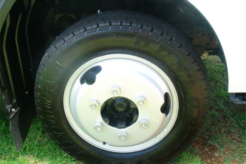 Toyota Dropside Dyna 4-093 Truck