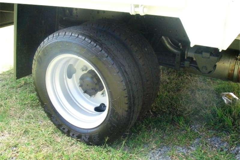 Toyota Dropside Dyna 4 093 Truck