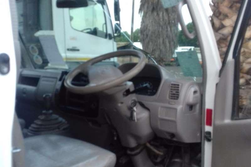 Toyota Dropside Dyna 8 145 Dropside Truck