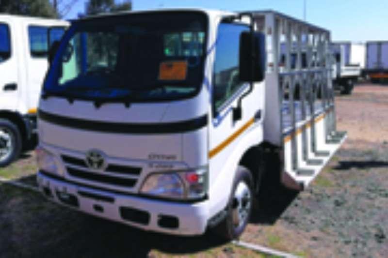 Toyota Flat deck Dyna 4-039 Truck
