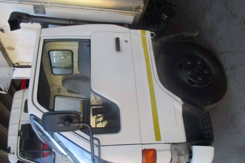 Toyota Fridge truck 5 104 Truck