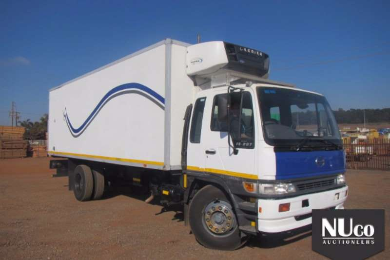 Truck Toyota Fridge Truck TOYOTA HINO 15-207 FRIDGE BODY 0