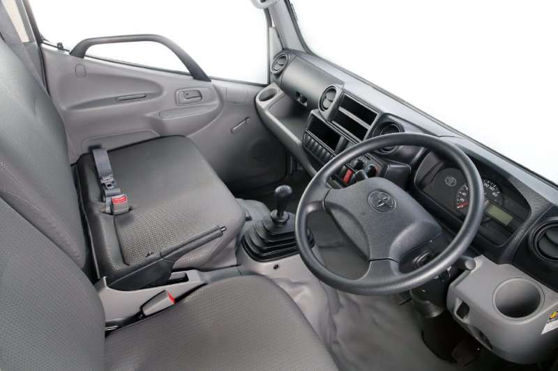 Toyota Insulated body Dyna 150 Insulated Van Body Truck