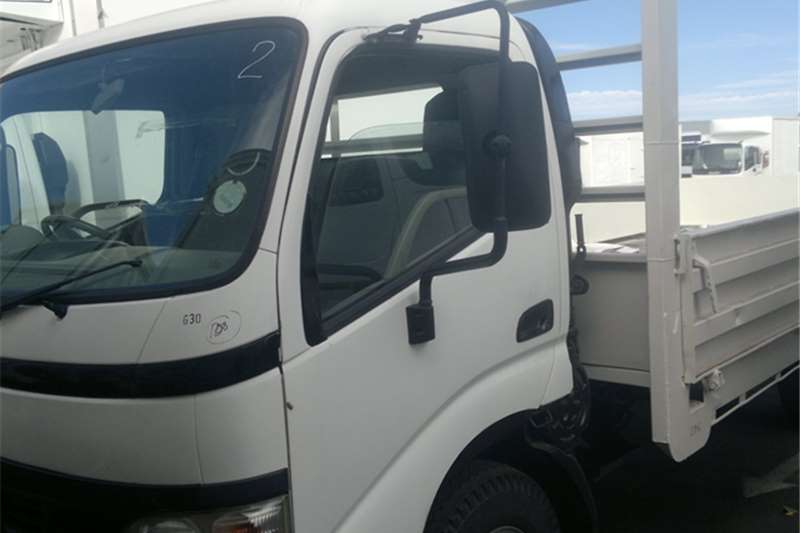 Toyota Other 4 TONNE TOYOTA DYNAS. Truck