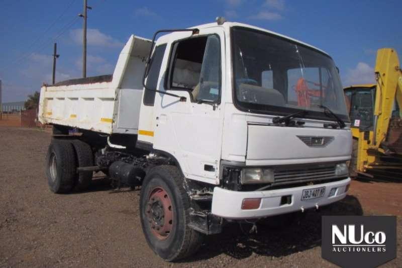 Truck Toyota Tipper TOYOTA HINO 6M3 TIPPER 0