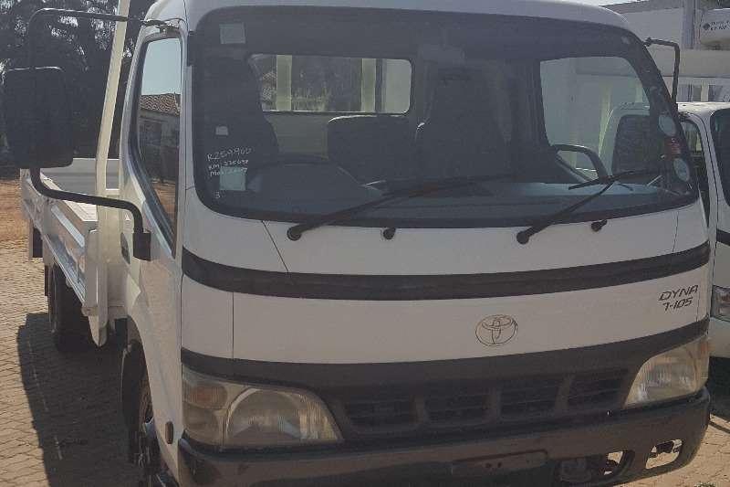 Toyota Toyota Dyna 7-105 Rigid 4.5Ton Truck