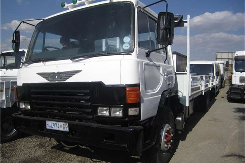 Toyota Toyota Hino 41-290 D/Side Truck