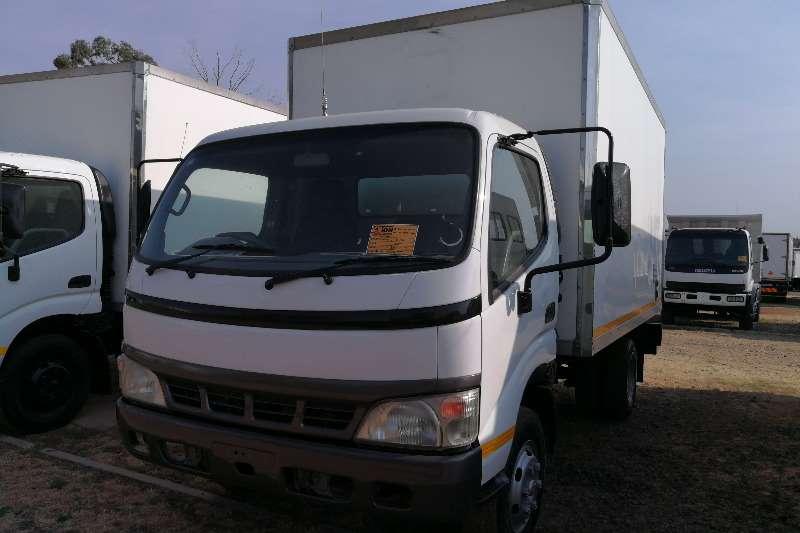 Toyota Volume body Dyna 6 104 Truck