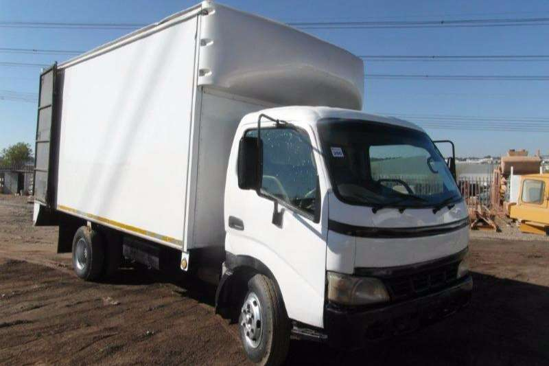 Truck Toyota Volume Body Dyna Volume Body 2007