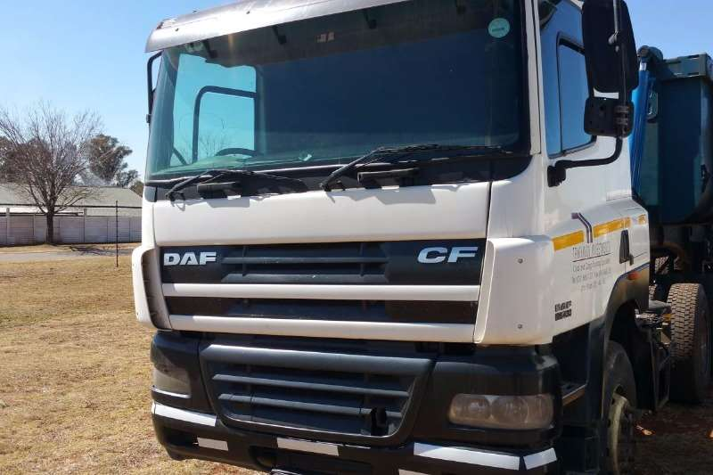 DAF CF 430 Truck-Tractor